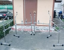 Music Instrument Double Bass Drum Rack Taiwan Hardware