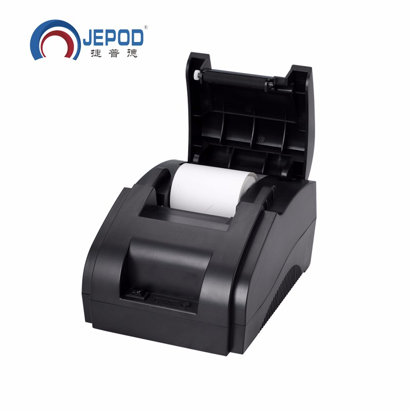 Compatible avec Les Commandes dimpression ESC//POS Imprimante Thermique de r/éception de 58MM USB Impression /à Grande Vitesse 90 mm//s