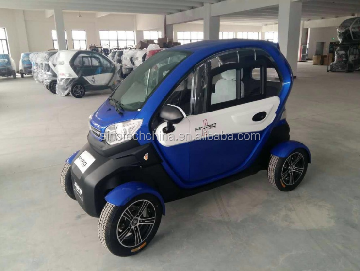 new energy EEC Electric Car made in China with high quality