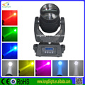 White led 120W beam moving head light Dmx stage lighting