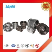 malleable iron pipe tee fitting