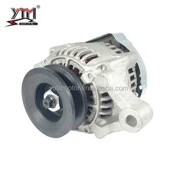 new alternator mini denso street rod race 1-wire 400-52062 12180-se