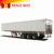 Top quality from truck factory enclosed cargo box semi trailer for sale