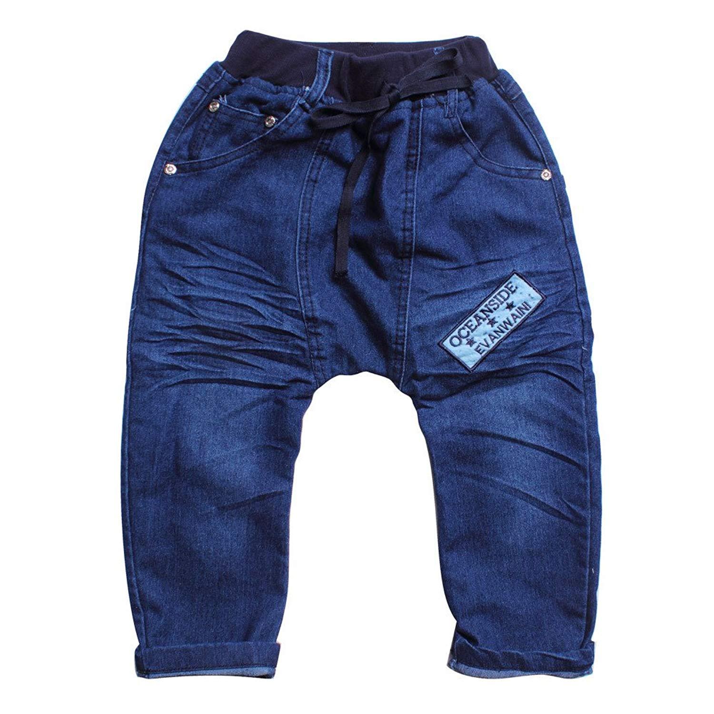 0f4ed7de24 Plain Baggy Jeans