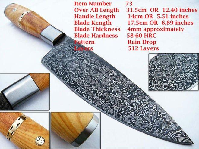 Mano Por Encargo Acero De Damasco cocina 73 - Buy Encargo Hecho A Mano  Damasco Cocinero cuchillo De Cocina Product on Alibaba.com 27c3e4d9d81f