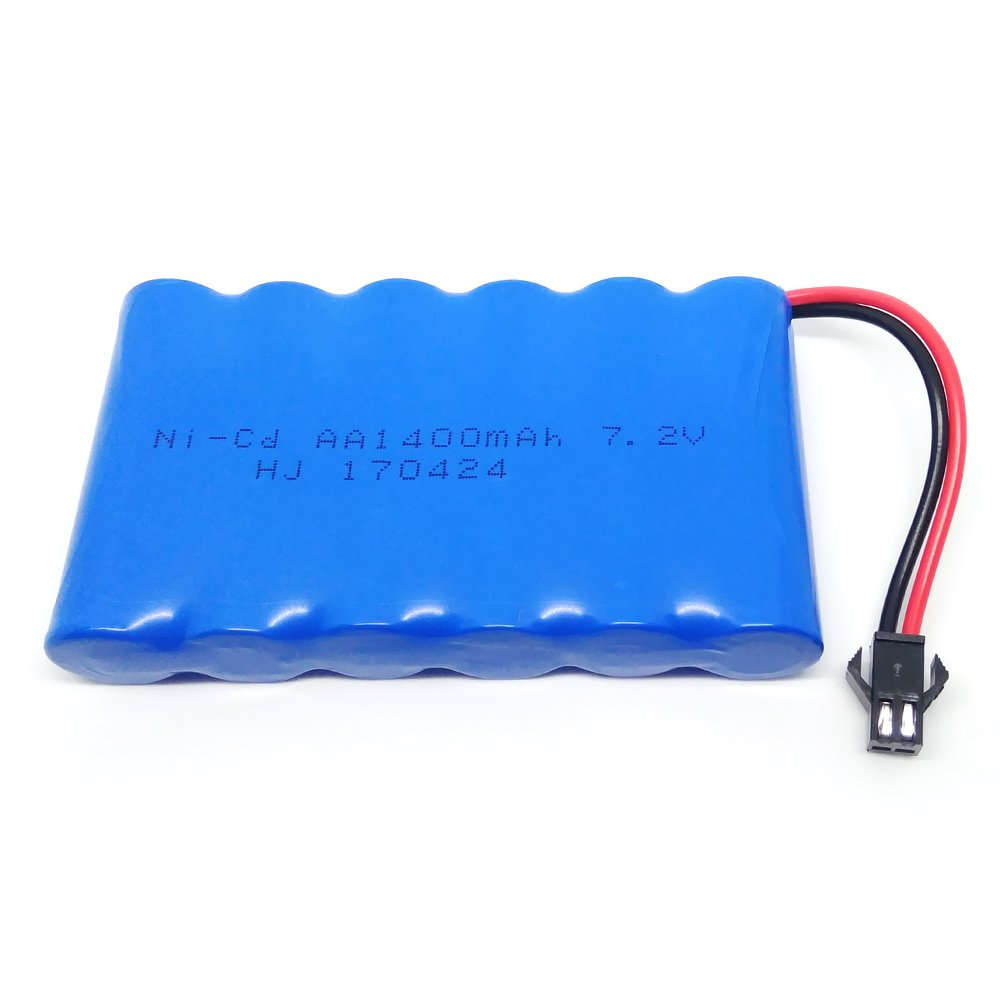 Cheap Rechargeable Battery Pack Aa Find Sanyo Eneloop 2pcs Get Quotations Gecoty 72v 1400mah Ni Cd Sm 2p Plug For Remote