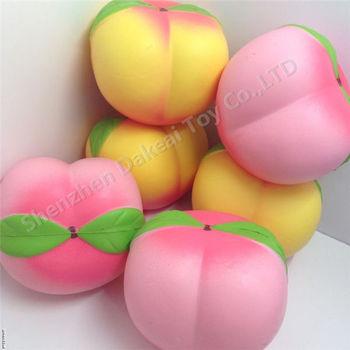 Japan Jumbo Rare Scented Peach Squishy Slow Rising Super Cute Peach Squishy - Buy Jumbo Peach ...