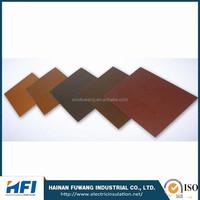 NEMA C/CE/L/LE Bakelite phenolic cotton cloth laminated sheet
