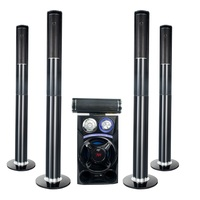 Powerful 5.1 home theater surrounding sound amplifier outdoor speaker