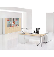 Cheap Price Modern Executive Wooden Mini Office Desk