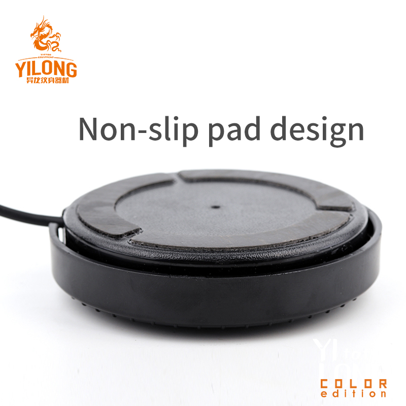 Yilong Artist round foot pedal hot sale new  product switch