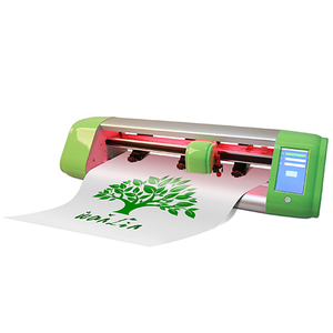 sticker cutting plotter with CCD camera