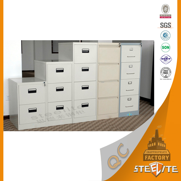 China Factory Price Office Used Steel File Cabinet/large Metal Cabinet  Otobi Furniture In Bangladesh