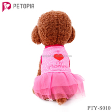 Dog Dress Pet Clothes Clothing Small Puppy warm Coat Custome