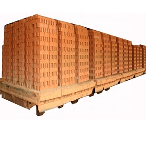 Supply Saudi Arabia Fully Auto Production Line of Hollow Clay Brick Making
