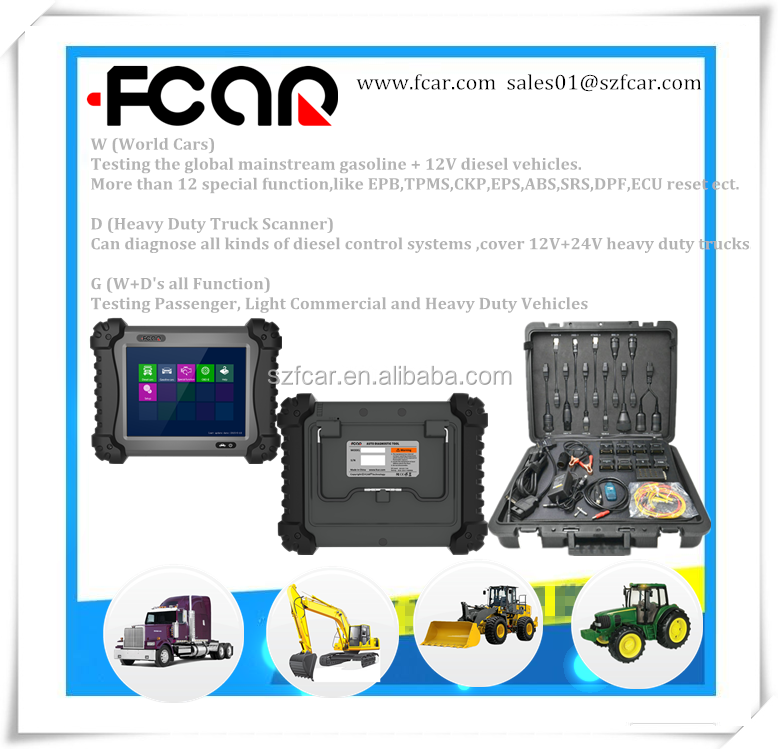 Factory Direct Selling Fcar F5 G Scan Tool,For Car And Trucks Used Car  Diagnostic Scanner,Used Automotive Scanner - Buy Used Car Diagnostic