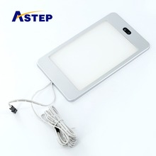 Convenient household 5W 12V square LED panel light