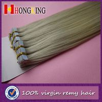 Ash Blonde Tape Hair Extension Remover