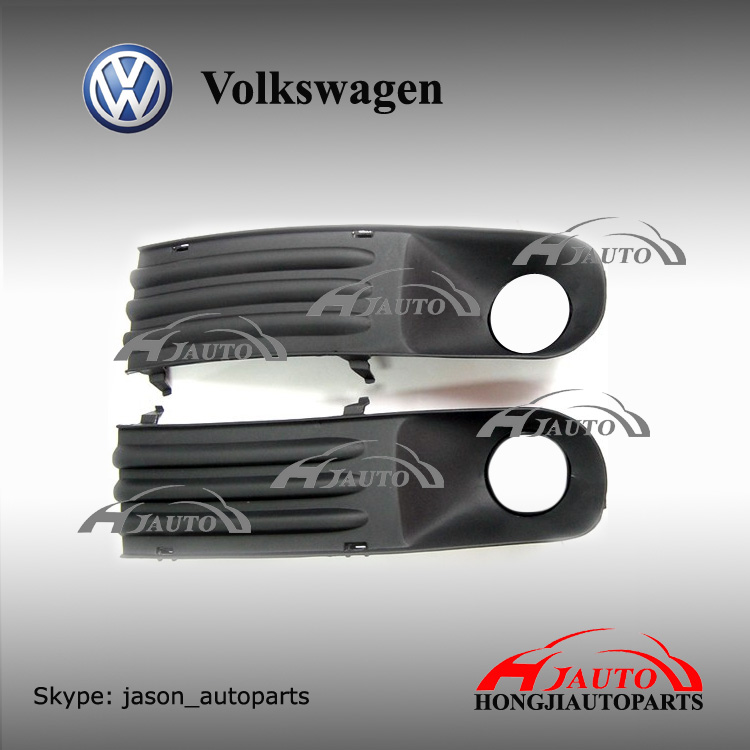 VW T5 transporter /T5 Multivan Front bumper fog lamp case cover