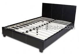 Modern New pu leather softside waterbed