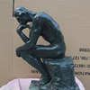 Customized Size The Thinker Statue Bronze Sculpture