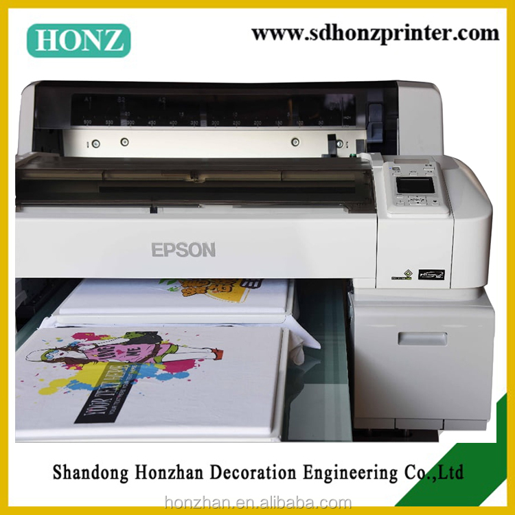 Latest Digital Textile Printing Machine/direct To Garment Dtg Printer A1  Size - Buy Dtg Printer,Garment Printer,Digital T-shirt Printer Product on