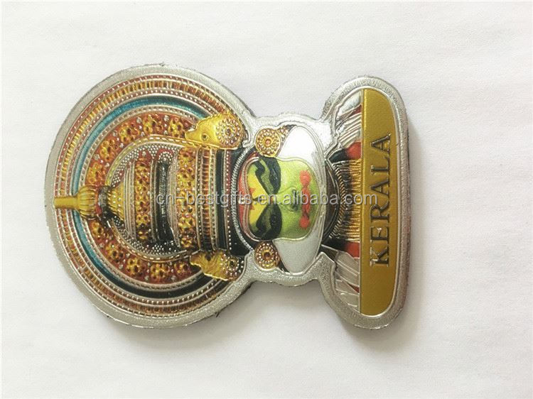 Hot sale super quality souvenir novelty tourist fridge magnet with good prices