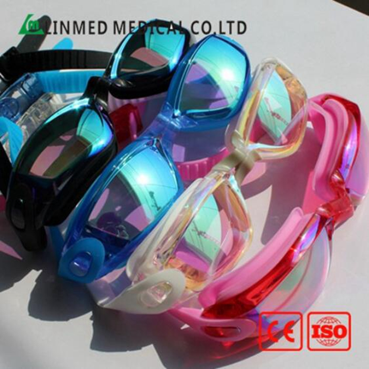 Factory Direct Anti Fog UV Protection Swim Goggles Pool Goggles Swimming Eye