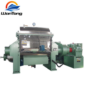 electrical heating double z arm/blade mixer for adhesive