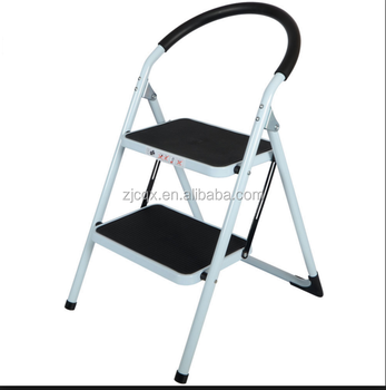 Super Back 2 Step Ladders Kitchen Stool Buy Step Ladder Product On Alibaba Com Cjindustries Chair Design For Home Cjindustriesco