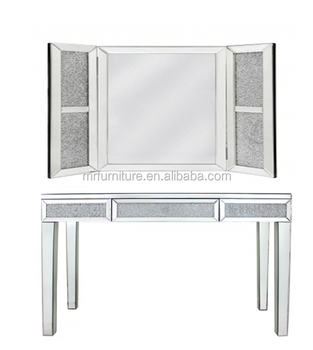 drawer cimc gatsby drawers mirrored angelo home console antique table with