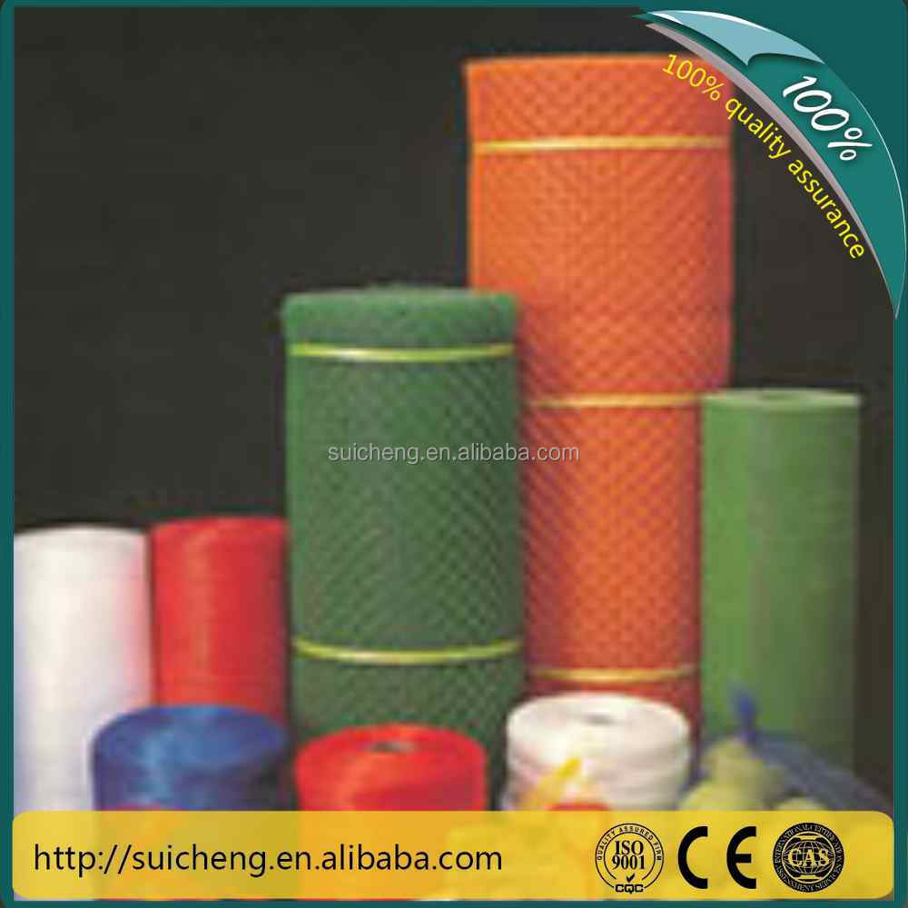 Series of Plastic Flat Netting Polyethylene Wire Mesh