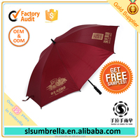 27 Inch 8 Ribs Standard Size Custom Print Promotion Umbrella for Sale