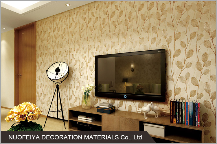 . Wholesale European Design Air purifying 3d Leaves Modern Living Room Home  Wallpaper   Buy Modern Living Room Wallpaper 3d Modern Living Room