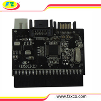Bilateral SATA to IDE / IDE Hard Drive Adapter Converter Card
