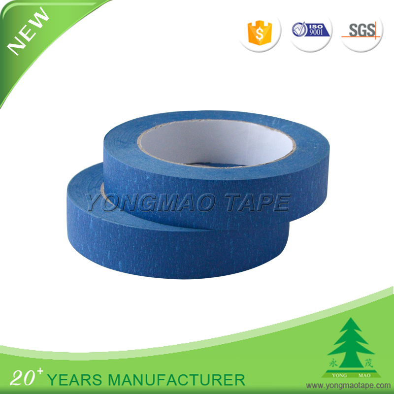 "Low Noise Wholesale wide painters masking tape with logo 60 yard 2"" Blue Painters Tape"