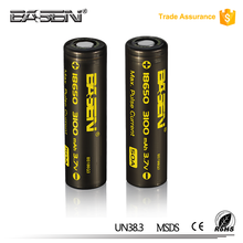18650 li-ion rechargeable battery 3100mah 3.7v 50A 18650 lithium iron phosphate battery