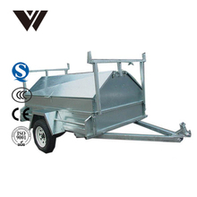 User Friendly Timely Delivery 4X4 Camper Trailer