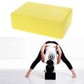 5 Colors Hot Sale Women Fitness Gym Exercises High Density EVA Yoga Foam Block for Physio