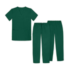 Cotton hospital surgical scrubs uniform