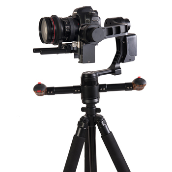 No shake videos! Perfect design Wewow MD2 3 axis for camera dslr gimbal