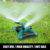 garden Tools Automatic 360 Rotating Adjustable Garden Water Coverage Irrigation System Lawn Sprinkler