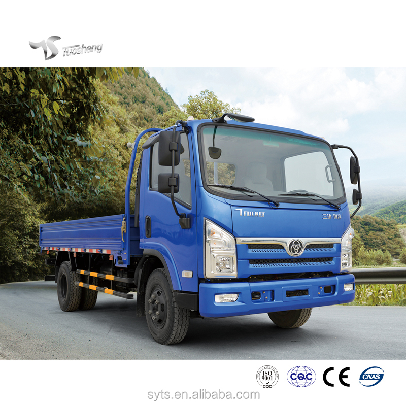 Small Lorry 5 Ton Delivery Cargo Truck Price