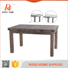 4 seater dining table designs space saving teak wood heavy-duty dining table and chairs