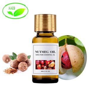 High Quality Pure Low Price Nutmeg Oil/Nutmeg Essential Oil