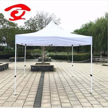 3 X M Waterproof Big Hexagon Frame Gazebo Canopy Folding Pop Up Tent