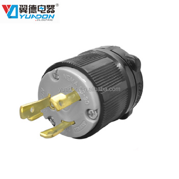 Ul Approval Nema L630 Plug 250v 30a 2 Pole 3 Wire Phase Twist Lock on 3 phase plug, 3 wood plug, 3 prong plug, 3 pin plug, 2 wire plug, 6 wire plug, 4 wire plug,