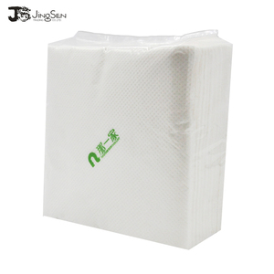 Napkin Manufacturer 17 gsm Pure Raw Materials Standard Size Luncheon Napkin Paper