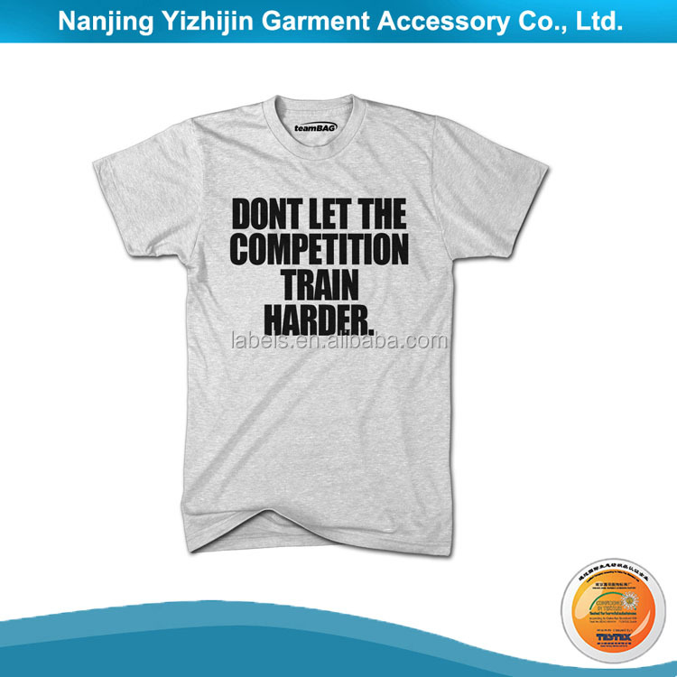 100% Cotton T-shirt with Custom Design