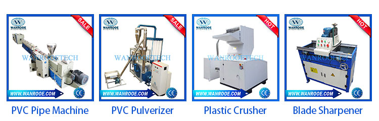 PP PE Film HDPE LDPE Granulator Pelletizer Plastic Recycling Korrel Making Machine